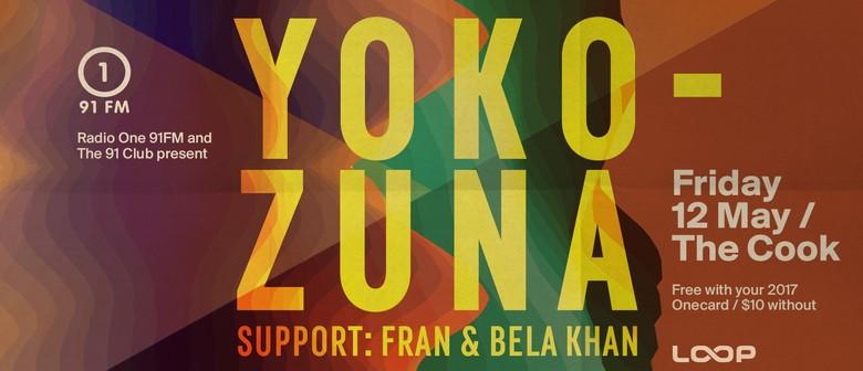 Yoko-Zuna, Fran & Bela Khan