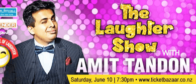 Amit Tandon - The Laughter Show