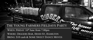 Young Farmers Fieldays After Party