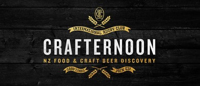Crafternoon: Low, Slow BBQ & Beers