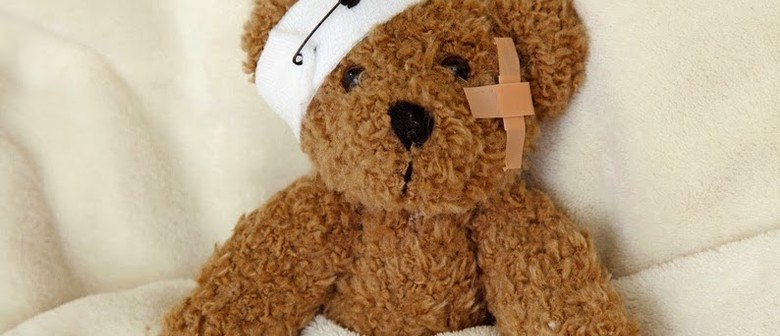 First Aid Course for Kids Aged 5-7 Years