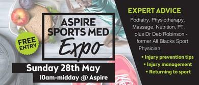 Aspire Sports Med Expo