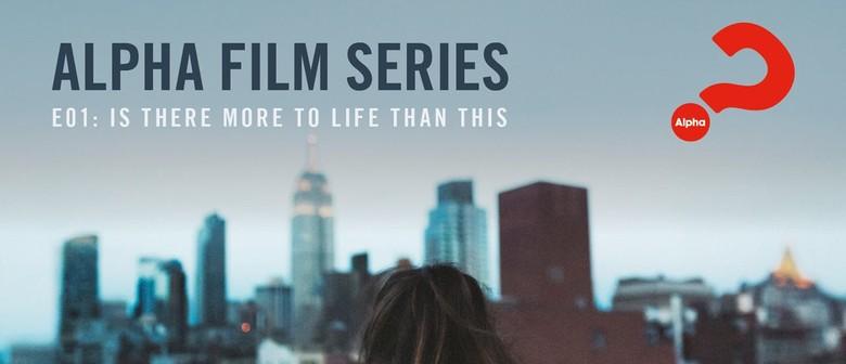 The Alpha Film Series Information Night