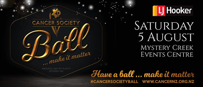 LJ Hooker Cancer Society Ball