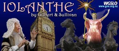Iolanthe by Gilbert & Sullivan
