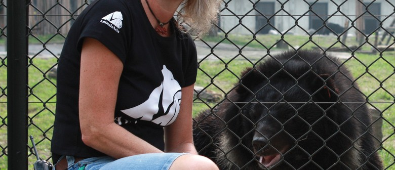 Meet Animals Asia Founder - Jill Robinson MBE
