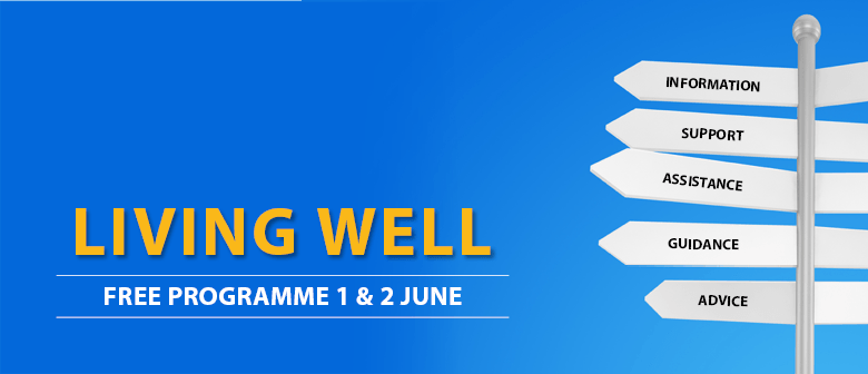 Living Well - Free Programme for People With Cancer