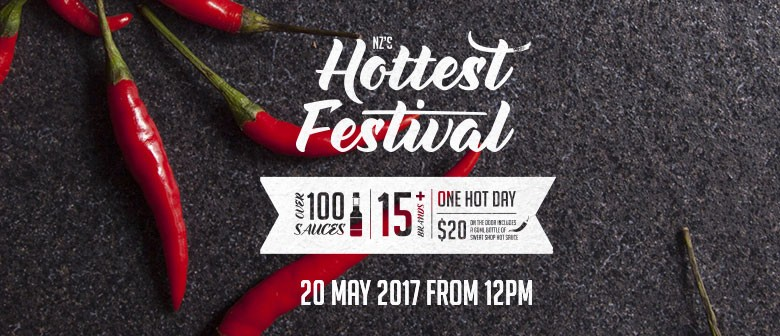 Annual NZ Hot Sauce Festival