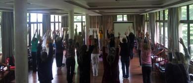 Zhineng Qi Gong Class Series of 6 Classes