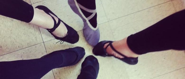 Ballet Workout With Irina