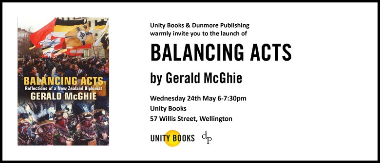 Launch - Balancing Acts by Gerald McGhie