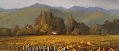 The Primacy of Gesture: Plein Air Paintings by Ross Whitlock