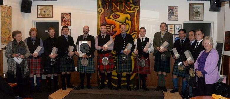 Celtic Inn Targe and Colin Craig Claidheamh Mòr