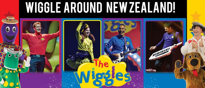 The Wiggles - Wiggle Around New Zealand