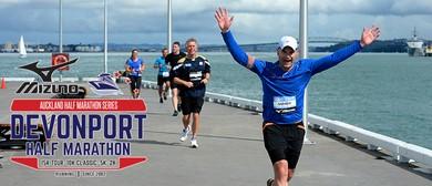 Mizuno Devonport Half Marathon