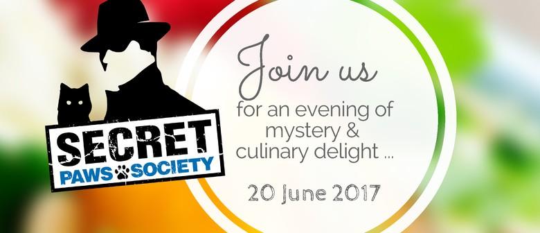 SPCA Wellington Secret Paws Society Dining Event
