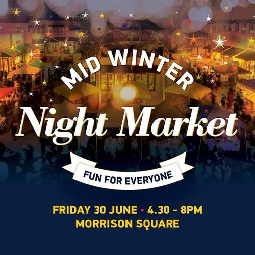 Mid Winter Night Market