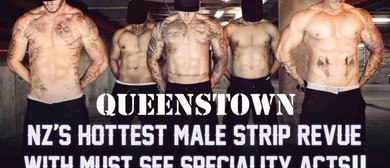 Wild Storm NZ Male Strip Revue