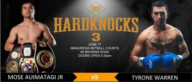 HardKnocks 3 Fight Night