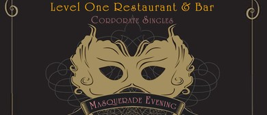 Corporate Singles Masquerade Evening