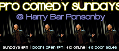 Harry Bar Pro Comedy Sundays