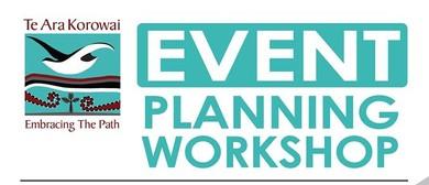 Event Planning Workshop