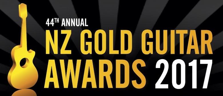 NZ Gold Guitar Awards - Senior Final