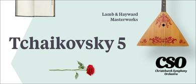 Lamb & Hayward Masterworks: Tchaikovsky 5