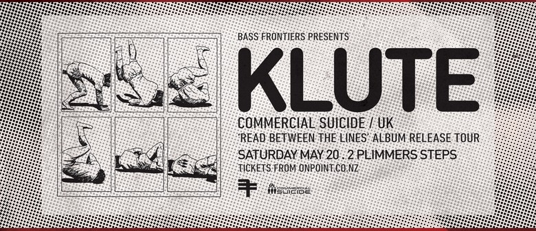 Klute - Read Between The Lines Release Tour