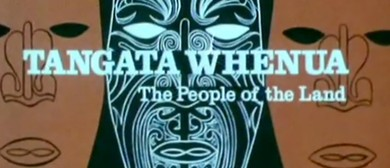 Tangata Whenua Series Three: The Great Trees and The Carvin
