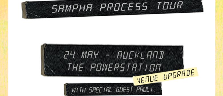 Sampha - NZ Tour 2017