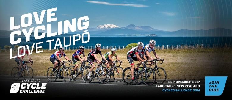 Lake Taupo Cycle Challenge