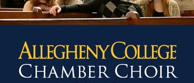 Allegheny Chamber Choir In Concert