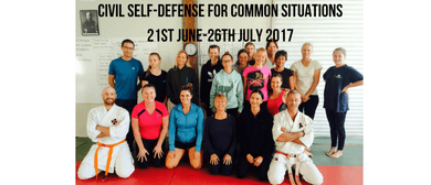 Civil Self Defense For Common Situations