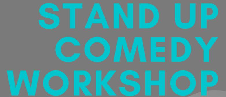 VUWSA ArtsWeek 2017 - Stand Up Comedy Workshop