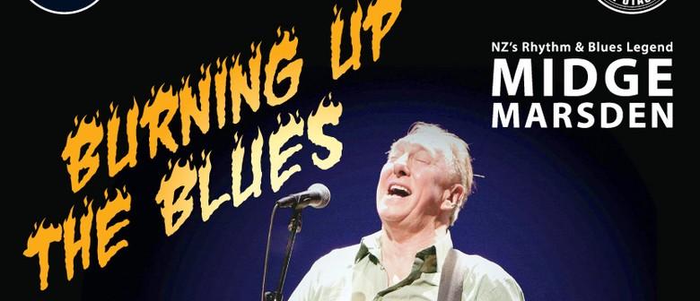 Burning Up the Blues