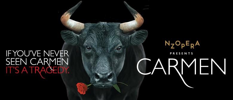 New Zealand Opera: Carmen