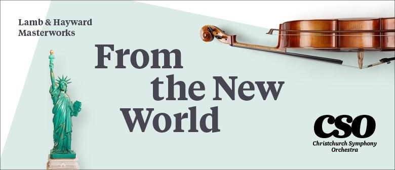 Lamb & Hayward Masterworks: From the New World