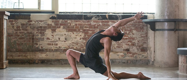 BioVinyasa & Embodied Anatomy of Yoga with Ross Rayburn