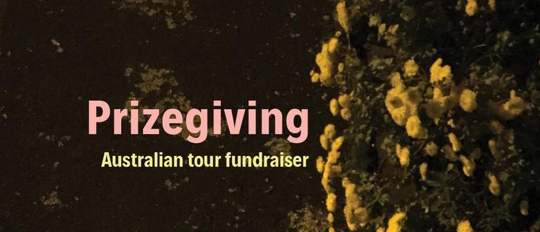 Prizegiving Australian Tour Fundraiser