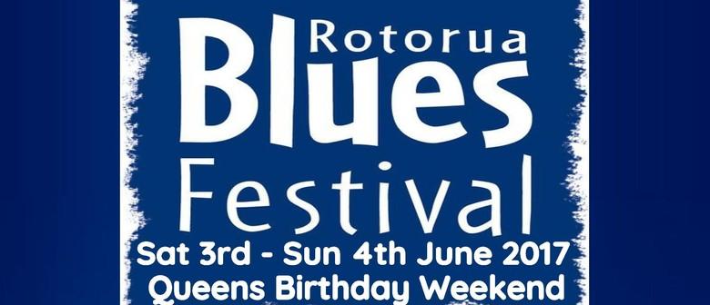 BOP Blues Festival - Programme