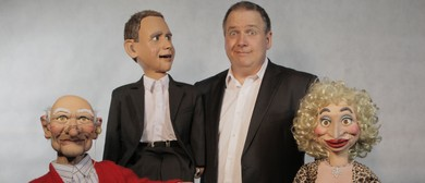 World Renowned Ventriloquist - Darren Carr