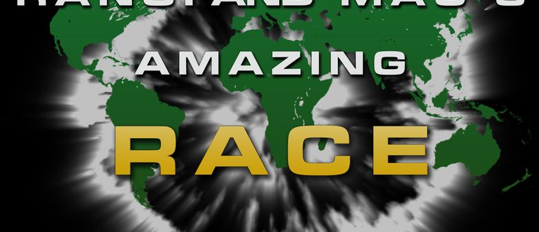 Rangi and Mau's Amazing Race