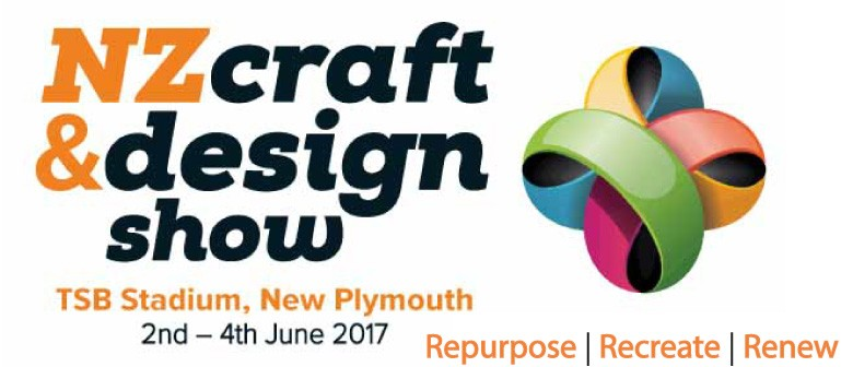 New Zealand Craft and Design Show - Repurpose & Recreate