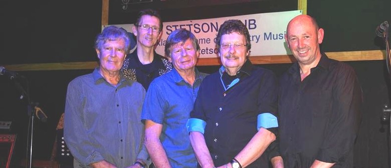 Stetson Club - Xmas Social with The John Loveday Band