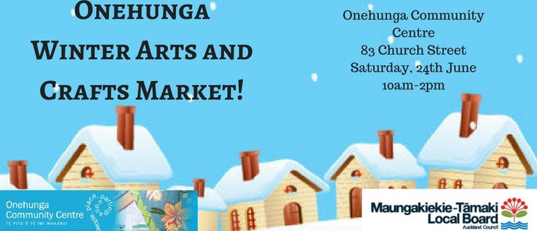 Onehunga Winter Art & Craft Market