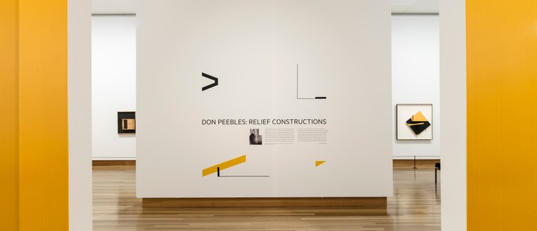 Talk: Don Peebles, Abstraction and Innovation