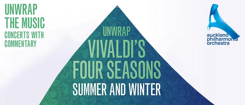 Vivaldi's Four Seasons - Auckland Philharmonia Orchestra