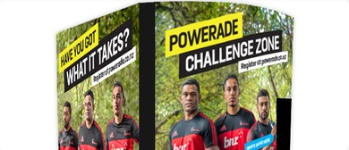 The POWERADE Challenge