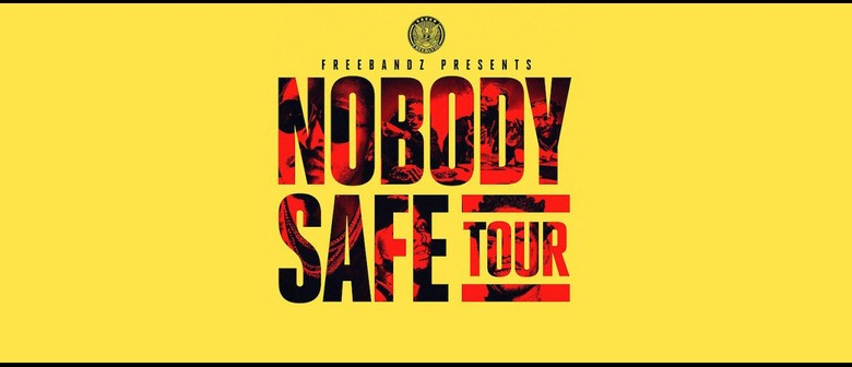 Future – Nobody Safe Tour: CANCELLED